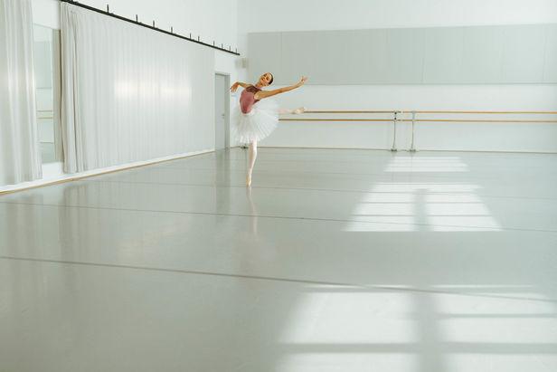 DAVID HAASE c/o BOSCH to BANRAP Polina Semionova & Chloë Réveillon for Dance Master Class