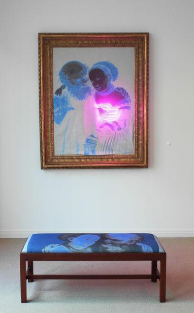 GOSEE ART : ISABEL BERNHEIMER POP-UP POTSDAMER PLATZ,BERLIN