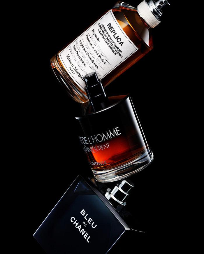 DANIEL LINDH - Fragrance Stack, Plaza Magazine