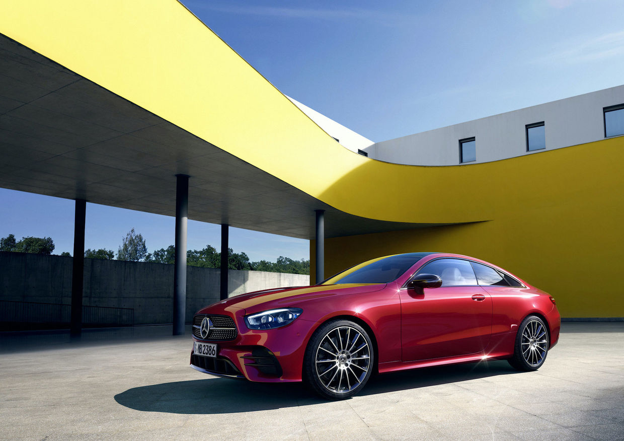 WIDE PRODUCTION: Holger Wild for Mercedes