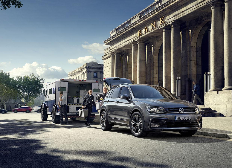 TOM GRAMMERSTORF, Volkswagen AIK Campaign 2018