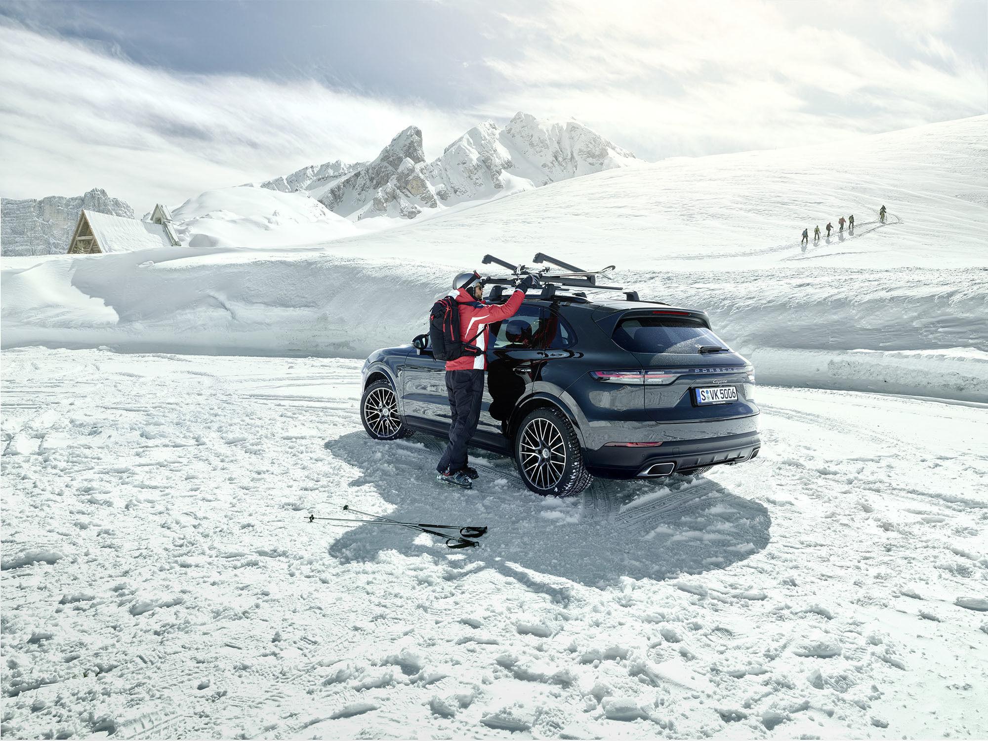 Porsche Winter Tequipment by Stephan Romer