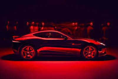 Pascal Schonlau for Jaguar x Attitude Magazine