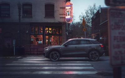 ROBERT WESTRICH: Audi Q2