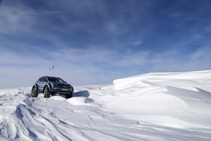 """Hyundai """"Shackleton's Return"""""""