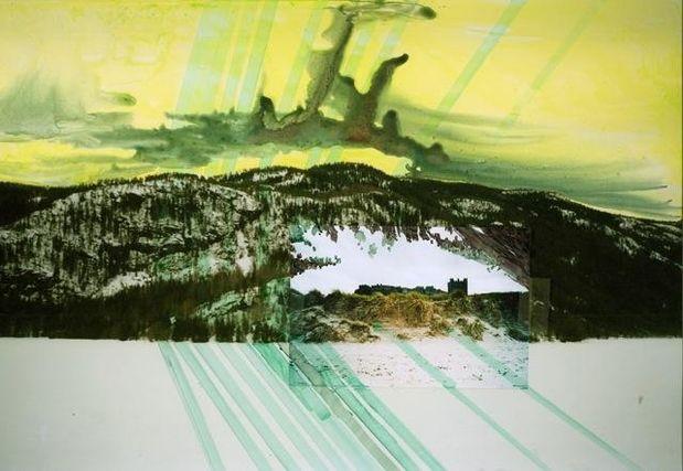 WHITE LAKE by Michelle Jezierski & Jan von Holleben
