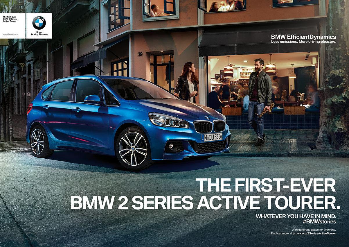 MICHAEL SEIDLER for BMW 2series