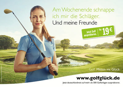 NEVEREST for Deutscher Golf Verband