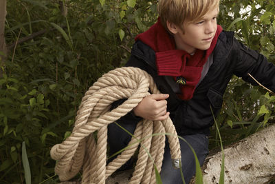 Marines for Marie Claire Enfants Italia by Achim Lippoth