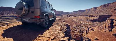 The new Mercedes-Benz G-Class by MARKUS WENDLER 'Utah'