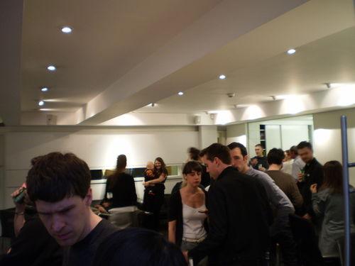 Plastic Fantastic - Chris Ratcliffe's The All London Blue Bag Extravaganza