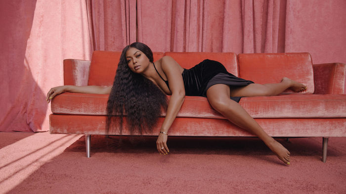 Tarjai P Henson for Playboy by Micaiah Carter c/o GIANT ARTISTS