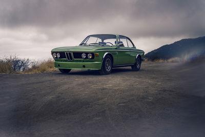 SEVERIN WENDELER: BMW 3.0 CSL - Photography by Lisa Linke c/o Severin Wendeler