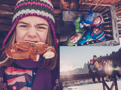 NATURAL BORN EXPLORERS for JACK WOLFSKIN KIDS