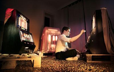 SEB AGNEW: Slot Machine
