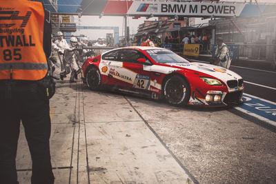 BMW Team Schnitzer 24h Rennen Nürburgring 2017