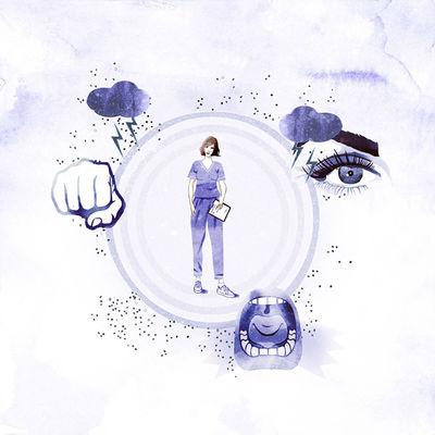 NINA TIEFENBACH Cover-Illustration