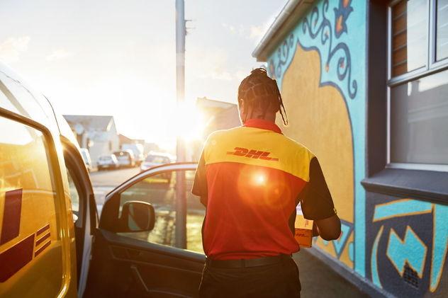 AGENTUR NEUBAUER/BERND OPITZ for DHL