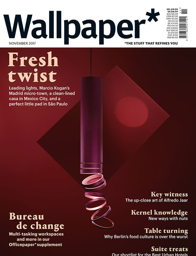 Sam HOFMAN for WALLPAPER* Magazine