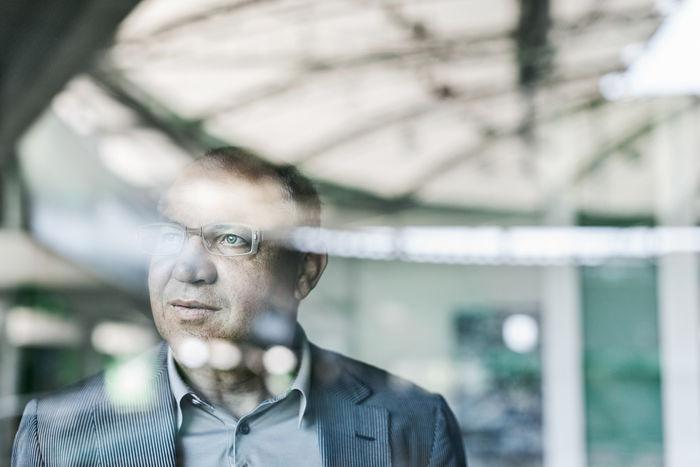 NILS HENDRIK MUELLER, Felix Magath for Handelsblatt