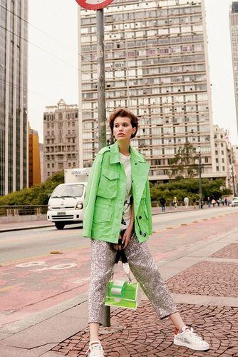 Fernanda Beuker for Elle Brasil shot by Ivan Erick