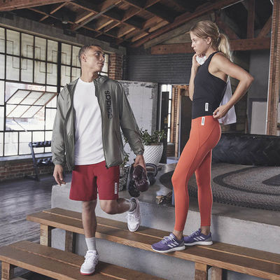 GLAM PRODUCTION produced latest adidas apparel campaign