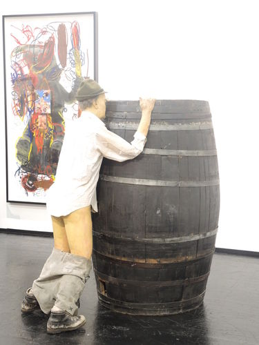 ART COLOGNE 2014 : Galerie Hauser + Wirth