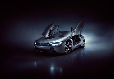 BMW i8 by MARKUS WENDLER