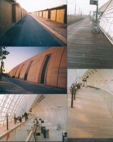 TRANSPORTATION - Avignon TGV Station