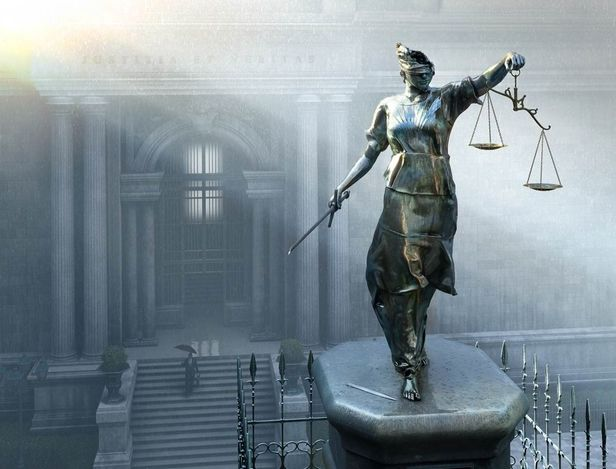 AGENT MOLLY & CO : Thomas Feiner  Justitia - Sun