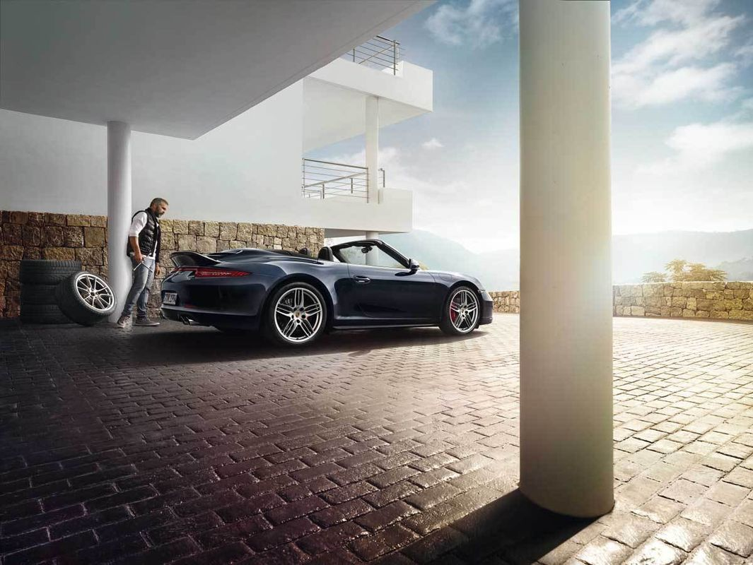 KEMPER KOMMUNIKATION for IMAGE NATION S.L. for PORSCHE