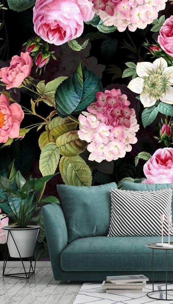 Smell the Roses Wallpaper - UtART
