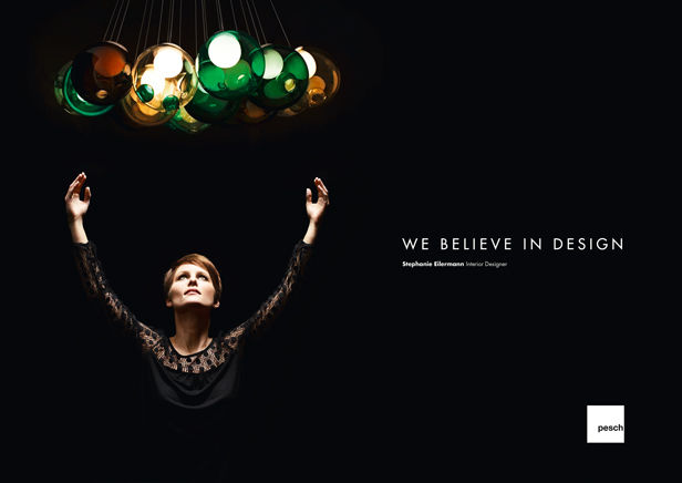 "LEPTIEN 3 / PESCH , ""WE BELIEVE IN DESIGN"""