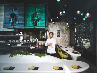 ANKE LUCKMANN : BCN People - Albert Adria