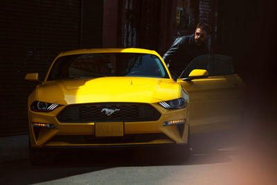 WE! SHOOT IT, Ford Mustang Los Angeles