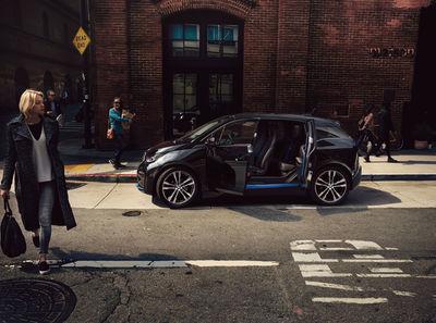 RECOM CGI : BMW i3S - Campaign