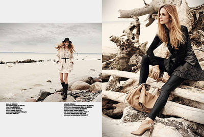 CLOSE UP AGENCY for COSMOPOLITAN Hungary