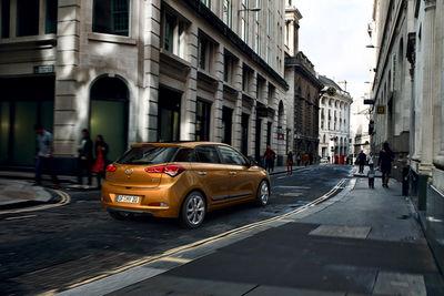 Hyundai i20 London