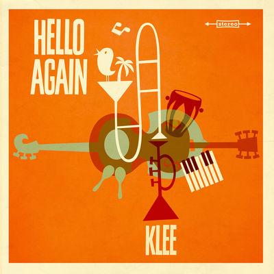 'Hello again!' KLEE visiting MARSIL - hotel & bar