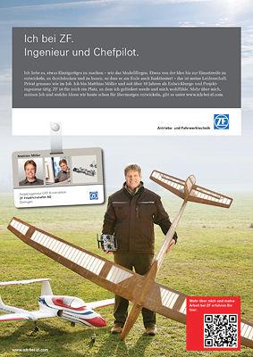 TIM MUELLER for ZF FRIEDRICHSHAFEN AG
