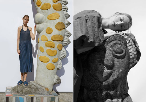 MARLENE OHLSSON PHOTOGRAPHERS – Sara Merz – Hommage a Bruno Weber