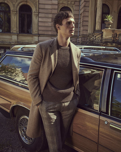 ANDREAS ORTNER for STYLEBOP