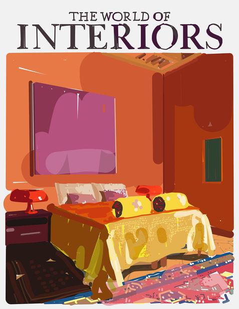 2AGENTEN: Toby Neilan for The World Of Interiors