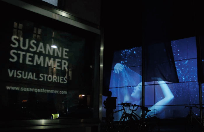 SUSANNE STEMMER - BENEATH II, PART ONE - VIENNA
