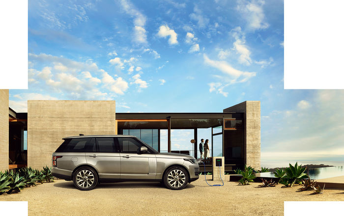 Range Rover // Spark44
