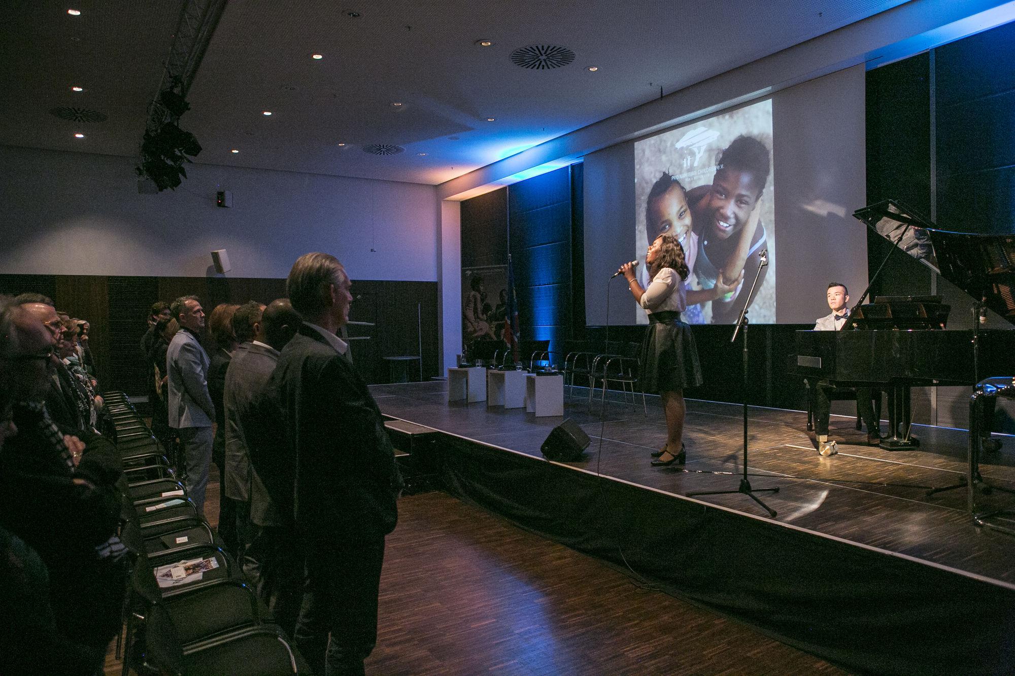 Pro Namibian Children Charity Gala (Rautenstrauch-Joest-Museum, Cologne)