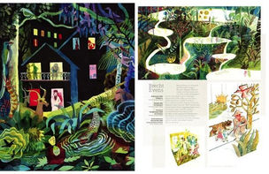 Gestalten Verlag : Illustrators Unlimited - The Essence of Contemporary Illustration