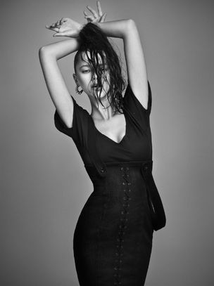 KRISTINA KORB : Tony KIM for BLACKBOOK MAGAZINE