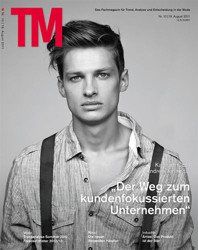 ANJA WIROTH : Björn GIESBRECHT for TM MAGAZINE