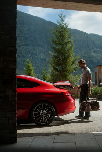 MERCEDES BENZ SOCIAL MEDIA CAMPAIGN by WINTELER PRODUCTION